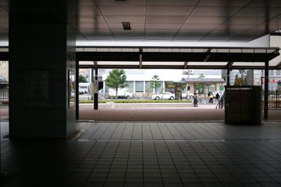 JR長町駅西口